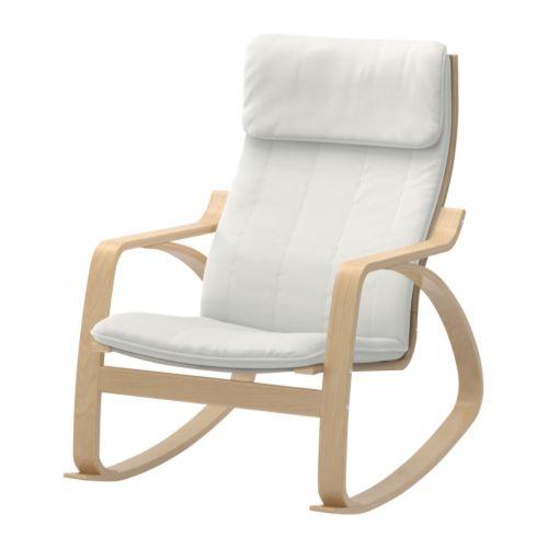 Poang Rocking Chair Naturale