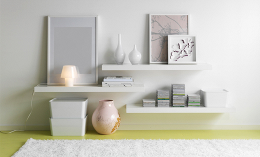 Furniture Source Philippines Lack Floating Wall Shelf 110cm White