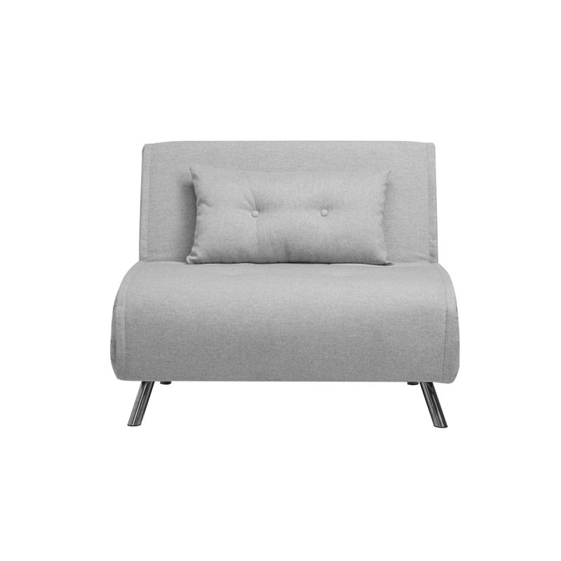 Seryn 1 Seater Sofabed Light Gray