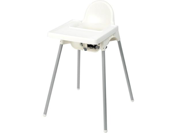 Furniture Source Philippines Antilop Highchair With Tray White