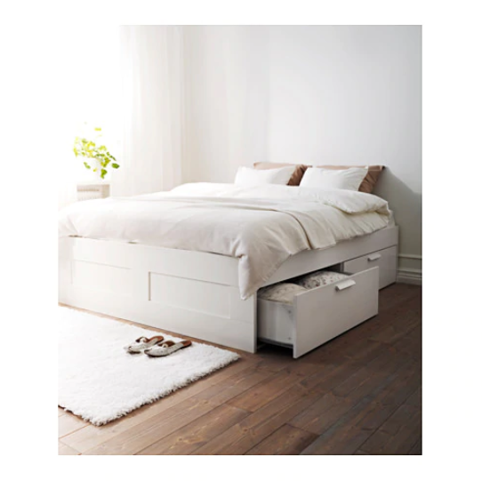 Furniture Source Philippines Brimnes Bed Frame With 4
