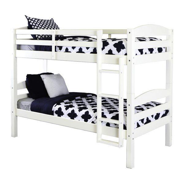 Magnificent Harnosand Convertible Bunk Bed Frame Interior Design Ideas Jittwwsoteloinfo