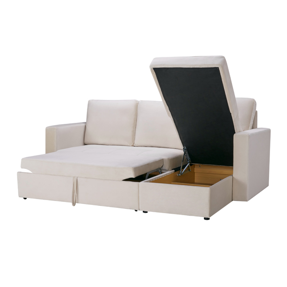 Halestad 4 In 1 Chaise Sofabed