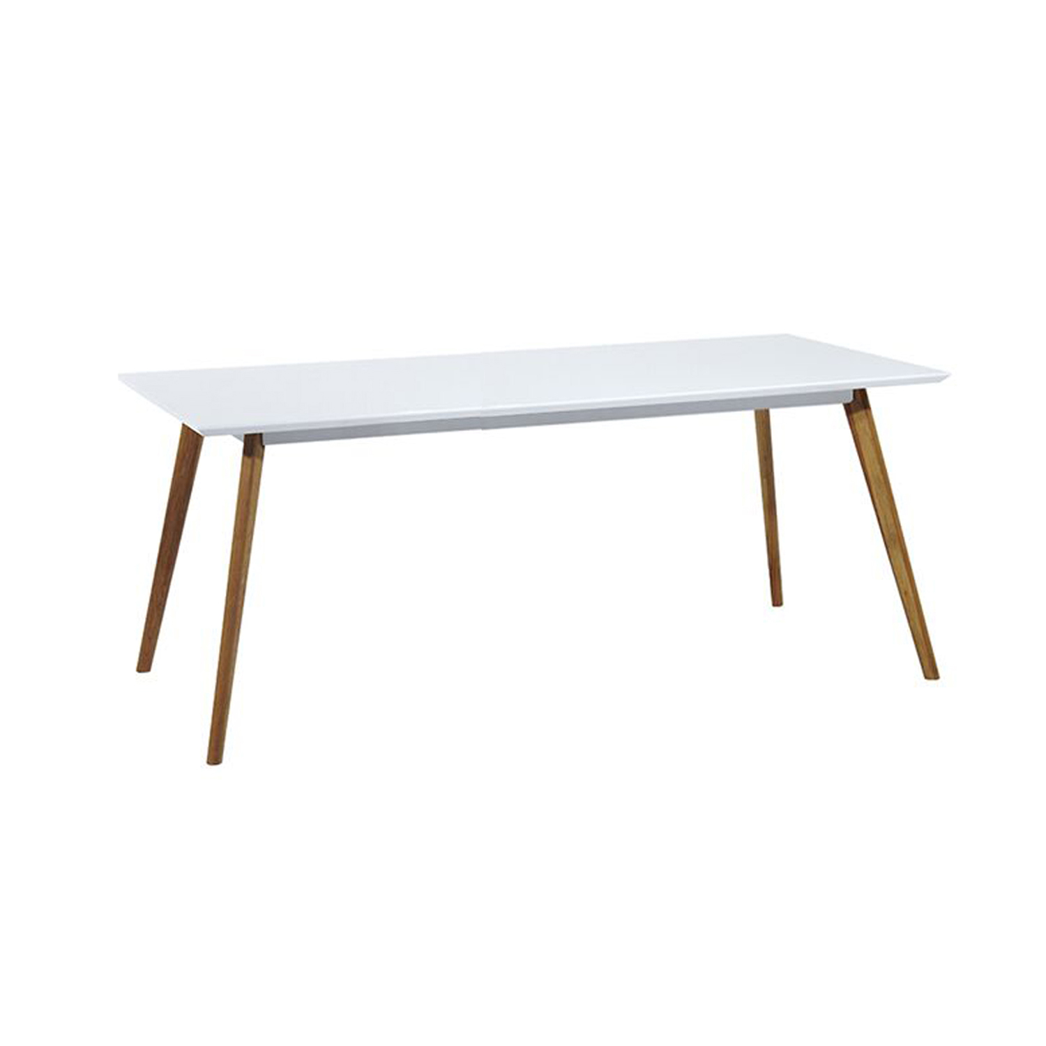 Furniture Source Philippines Nordic Dining Table 160 Cm White Natural