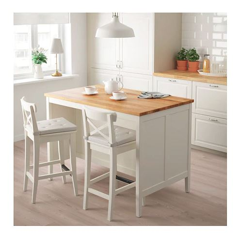 Furniture Source Philippines Tornviken Kitchen Island Off White Oak