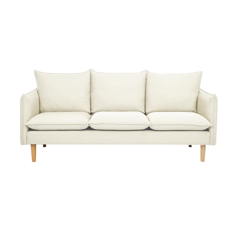 Furniture Source Philippines | Craigston 3 Seater Sofa (Off White)