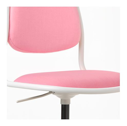 Furniture Source Philippines Orfjall Swivel Chair Pink