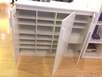 Arrived: Billund 3 Door Shoe Cabinet
